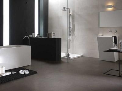 am nagement d 39 une salle de bain avec douche italienne. Black Bedroom Furniture Sets. Home Design Ideas