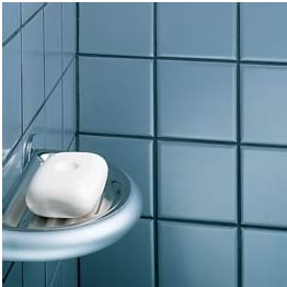 Blanchir les joints de carrelage de la salle de bain for Joint carrelage douche