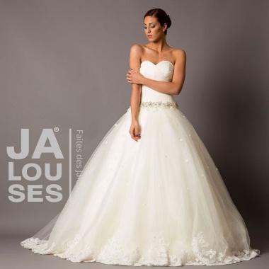 robe de mariee jalouse